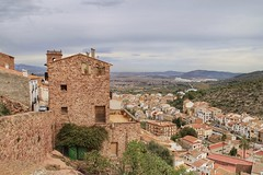 Villa Fames. Castellon, Spain (mtm2935) Tags: medievaltown architecture buildings cozy ancient old rural castello rustic ruralspain vilafames villafames castellon hilltown