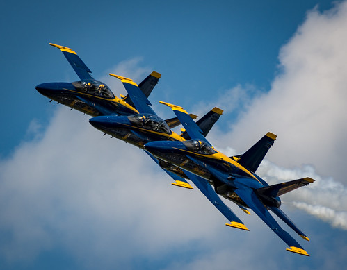 Blue Angels, New York Airshow 2017