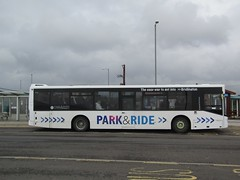 z Branding Bridlington Park & Ride (1280x960) (dearingbuspix) Tags: eyms eastyorkshire parkride 385 yx14hdz alanwhite
