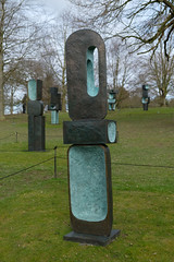 Yorkshire Sculpture Park (<p&p>photo) Tags: thefamilyofman 1970 family man publicart sculpture sculptor sculptures artist barbarahepworth hepworth yorkshire sculpturepark yorkshiresculpturepark park wakefield england uk