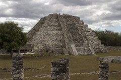 IMG_2584_1 (avolanti) Tags: mexico yucatan mayan mayapan pyramids pyramid vacation wanderlust travel native ruins beautiful explore