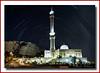 Ibrahim-al-Ibrahim Mosque (Deek Wilson) Tags: ibrahimalibrahimmosque europapoint gibraltar straitofgibraltar nightphotograpghy therock