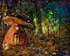 Seta Magica (cirooduber) Tags: ostagram visualart awardtree trollieexcellence digitalarttaiwan magicalforest forest magic