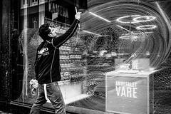 Images on the run... (Sean Bodin images) Tags: streetphotography streetlife strøget seanbodin streetportrait denmark documentary documentery delditkbh danmark dog everydaylife hverdagsliv copenhagen citylife candid city children citypeople københavn købmagergade kids hund hunde refleksion spejling