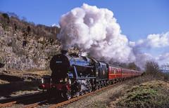 48151 At Methop. 30/03/2002. (briandean2) Tags: 48151 methop steam railways ukrailways uksteam