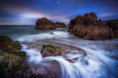 A Better Choice (Augmented Reality Images (Getty Contributor)) Tags: portknockie longexposure coastline landscape sunset water scotland nisifilters waves seascape morayfirth canon morning clouds rocks unitedkingdom gb