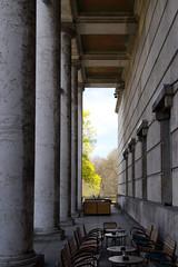 Säulenhalle am Englischen Garten (Weingarten) Tags: deutschland allemagne germania germany bayern baviera bavière bavaria münchen munich monacodibaviera hausderkunst hdk