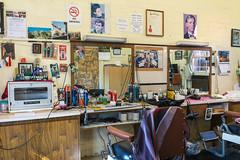 Moonee Ponds (Westographer) Tags: mooneeponds melbourne australia westernsuburbs suburbia hairdresser menshairdresser barbershop oldschool vintage