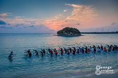 Japan_20180314_2100-GG WM (gg2cool) Tags: japan okinawa gg2cool georgiou dragon boat training sunset food paddle rowing beach