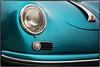 Vintage (drpeterrath) Tags: canon eos5dsr 5dsr car auto porsche color chrome blue turqoise vintage collectible california losangeles headlights bumper culture