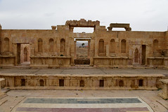 Northern Theatre, Jerash, Jordan, January 2018 316 (tango-) Tags: giordania jordan middleeast mediooriente الأردن jordanien 約旦 ヨルダン jerash