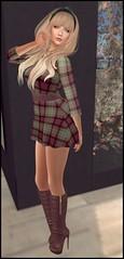 993 (elifarun) Tags: blogging secondlife fashion fashionblogger slfashion secondlifefashion sl shape dollarbie virtualfashion virtual meshhead mesh bento
