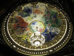 Chagalls ceiling (Shahrazad26) Tags: ceiling paris parijs france frankreich frankrijk opéragarnier plafond marcchagall