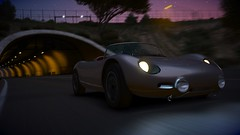 Porsche 718 | GTA V (Stellasin) Tags: angeles gaming game dark darkness car cars beauty blur beautiful city mods road weather reflection graphics gta gtav hot photography highway night sky motion sunset los porsche sport trees screenshot stars smog street v