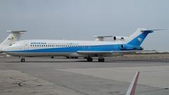 YA-FAY-1 B727 SHJ 200302