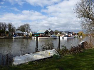 Michael Dennett Boat Builders