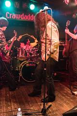 TONS OF SOBS live at Crawdaddy Club, Tokyo, 17 Mar 2018 -00209 (megumi_manzaki) Tags: musician band blues rock live japan guitarist singer paulkossoff free