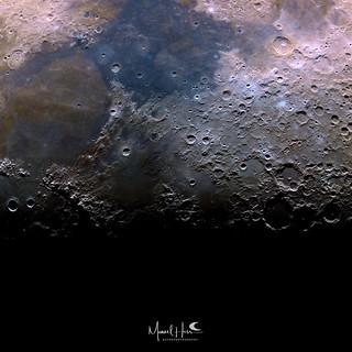 Colors of the Moon III