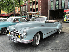 Buick Eight (linie305) Tags: venlo holland niederlande netherlands auto autos car cars oldtimer oldtimers classic vintage worldcars fahrzeuge radfahrzeuge vehicle vehicles old nostalgie nostagic fifties fünfziger feelthefifties feelthe50s meeting treffen show carshow carmeeting us usa uscar american buick eight