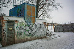 Graffiti III. (T.Dave1994) Tags: graffiti urban urbanphotography street sopron hungary