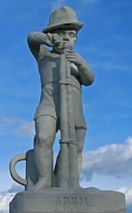 April (Wolfgang Bazer) Tags: april statue skulptur sculpture belvedere wien vienna österreich austria