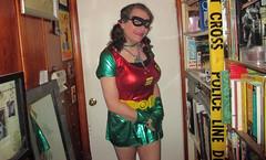 20170617 2008 - party outfits - Clio - Sexy Robin - 36082054 (Clio CJS) Tags: 20170617 201706 2017 virginia alexandria clioandcarolynshouse hallway party party20170617 party20170617partykink partypartykink20170617 sexyrobincostume costume sexyrobin character characterrobin robin entertainment comic comics comicbook comicbooks batman standing posing clio