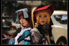 IMG_9865 (dm4379) Tags: cosplayer cosplay shen zhen