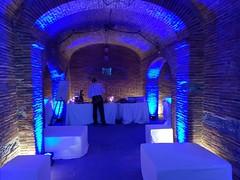 "Groppoli_uplights_blu_arredo_wedding_interno • <a style=""font-size:0.8em;"" href=""http://www.flickr.com/photos/98039861@N02/39466458350/"" target=""_blank"">View on Flickr</a>"
