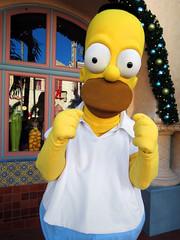 Homer Simpson (meeko_) Tags: homer simpson homersimpson simpsons thesimpsons characters universalorlandocharacters hollywood universal studios florida universalstudios universalstudiosflorida themepark orlando universalorlando