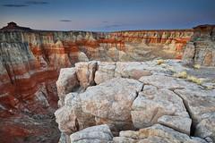 Lost Canyon (David Shield Photography) Tags: arizona navajoland hopiland arizonahighways redrocks landscape coalminecanyon sunset twilight color light nikon explore explored