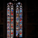 Stained Glass Window - Apse thumbnail
