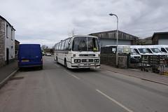 1052-12 (Ian R. Simpson) Tags: utf732m leyland leopard duple dominant national ribble nationalbuscompany nbc coach 1052