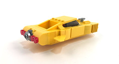 Nissan 690ZH sport coupe (timhenderson73) Tags: lego moc future hover car nissan z jdm import
