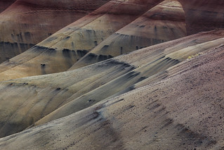 Painted Hills at 185mm