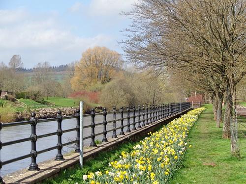 Brecon Promenade