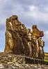 The colossi of Tongariki / Колоссы Тонгарики (Vladimir Zhdanov) Tags: travel chile polynesia rapanui easterisland sky moai sculpture ahutongariki