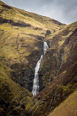 GreyMaresTail-1 (Reked-Photo) Tags: waterfall greymarestail scotland water hill a7