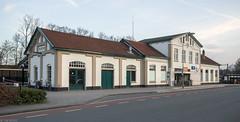 Station Nijkerk (Tim Boric) Tags: nijkerk station ns ncs nicolaaskamperdijk railways spoorwegen