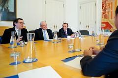 Acordo na descentralização e fundos comunitários