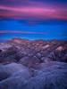 The Blue Hour at Zabriskie Point (Trent9701) Tags: california deathvalley trentcooper vacation zabriskiepoint desert nationalparks sunrise travel