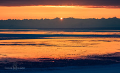 Last Light (Traylor Photography) Tags: alaska glennalps tide landscape sunset nature mountain fireisland hillside turnagainarmsunset flattop colors cookinlet anchorage unitedstates us