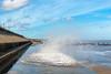 MAR 09 18 - WALCOTT-5082 (mrstaff) Tags: beach cloudy coast eastofengland groyne march92018 martinstafford norfolk promenade shore sunnyintervals tide walcott waves