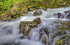 "Granite Creek (jimgspokane) Tags: camping creeks waterfalls washingtonstate ""nikonflickraward"" otw"