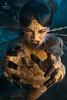 Mummy (movie) cosplay (Eugine Li) Tags: mummy cosplay female girl model color studio