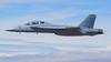 US Navy Super Hornet TacDemo (Norman Graf) Tags: boeing fa18f 2017losangelescountyairshow aircraft tacticaldemonstrationteam airplane 166630 usn vfa122 airshow 2017usnavysuperhornetdemonstrationteamwest navalaviation fa18 flyingeagles attack f18 f18f fighter hornet jet naslemoore nj125 navytacdemo plane strikefightersquadron122 superhornet unitedstatesnavy
