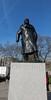 We will remember March22nd 365-81 (Aidan B Kelly) Tags: winstonchurchill westminsterbridge bluesky statue