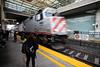 Commuting at Millbrae (Defect Detector) Tags: caltrain passenger commuter train railroad sf bayarea california ca peninsula emd mpi
