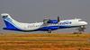 Indigo Aerosptiale ATR72 VT-IYB Bangalore (BLR/VOBL) (Aiel) Tags: indigo aerosptiale atr atr72 vtiyb bangalore bengaluru canon60d tamron70300vc