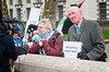 Stand Up to Racism 2018 - 05 (garryknight) Tags: nikon d5100 on1photoraw2018 london creativecommons cc0 racism antiracism march rally protest politics political