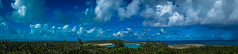 A beautiful view from the cave hike near Great Guana Cay